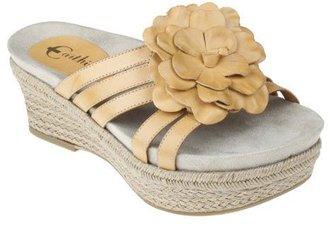 Earthies Women's Valencia Platform Sandal