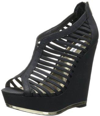 Steve Madden Women's Wresse Wedge Sandal