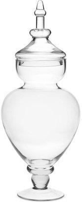 Williams-Sonoma Monogrammed Apothecary Jars