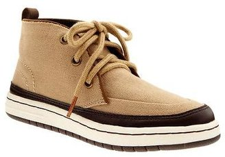 Gap Canvas chukka sneakers