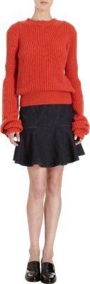 Stella McCartney Peplum Hem Skirt