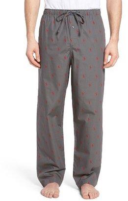 Men's Polo Ralph Lauren Cotton Lounge Pants $42 thestylecure.com