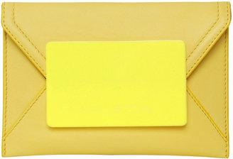 Halston 70's Envelope Clutch