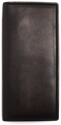 Brooks Brothers Long Leather Wallet