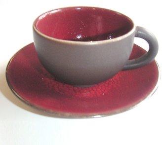 """Jars Tourron"""" Tea Cup & Saucer"""