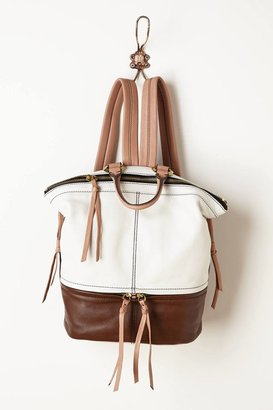 Anthropologie Arsenale Leather Backpack