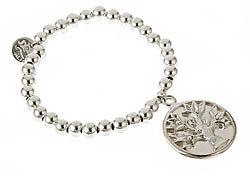 Good Charma Tree of Life Small Beads Bracelet