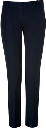 Theory Testra Pants in Deep Navy