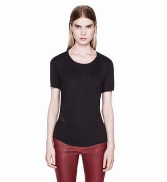 Helmut Lang Voltage Rib Top