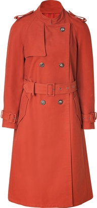 See by Chloe Cotton Trench Coat