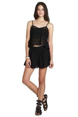 BCBGeneration Lace Shorts