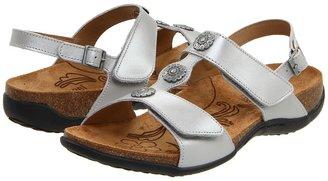 Orthaheel Louisa (Pewter Nubuck) - Footwear