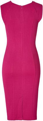 Donna Karan Dress in Cyclamen