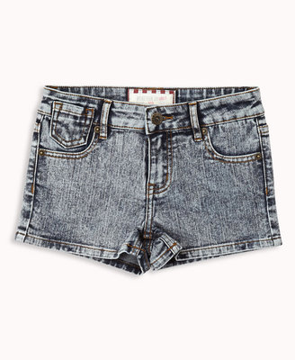 Forever 21 girls Acid Wash Denim Shorts (Kids)