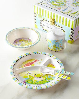 Mackenzie Childs MacKenzie-Childs Toddler Dinnerware Set
