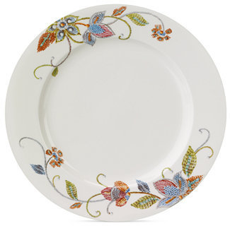 Oleg Cassini Dinnerware, Kavita Dinner Plate