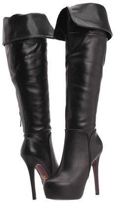 Mojo Moxy Bossy (Black) - Footwear