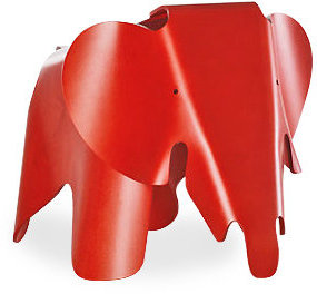 Vitra eames plywood elephant - limited edition