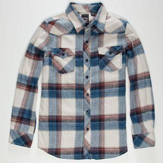 Micros No Comply Boys Flannel Shirt