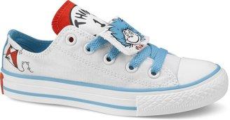 Dr. Seuss Chuck Taylor Kids 4-12 yr)