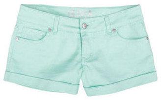 Delia's Olivia Sateen Short Mint Green