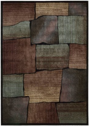 Nourison Expressions XP05 Multicolored Rectangle Rug, 2.0'x2.9'