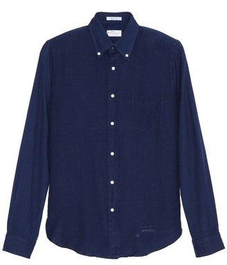 Gant Dark Indigo Oxford Shirt