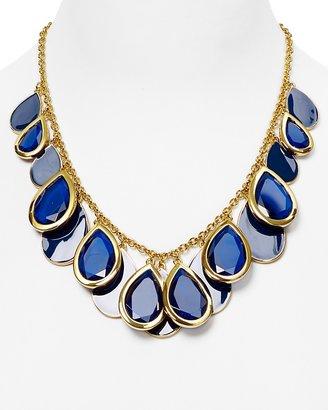 """Kate Spade Petal Pusher Necklace, 28"""""""