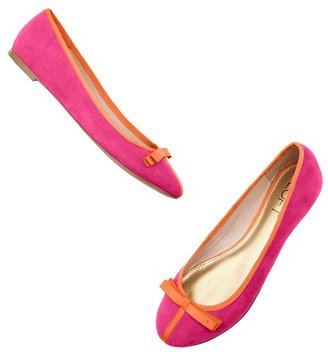 LOFT Madalyn Bow Ballet Flats