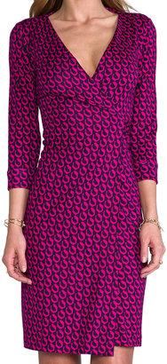 Diane von Furstenberg New Julian Two Dress