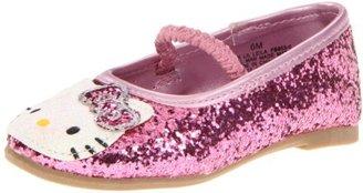 Hello Kitty Lil Leila Ballet Flat (Toddler)