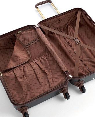 """London Fog Suitcase, 20"""" Windsor Spinner Hardside"""