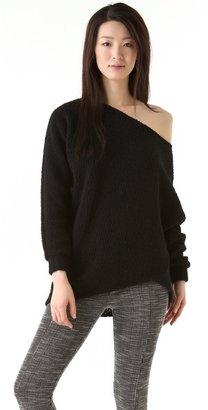 Thakoon Draped Sweater
