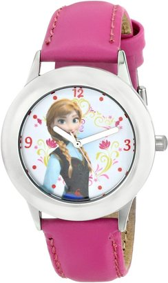 Disney Kids' W000974 Frozen Tween Anna Stainless Steel Watch