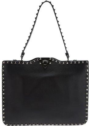 Valentino Garavani 'Rockstud' top handle bag