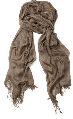 Kolor Silk and Cashmere-Blend Scarf
