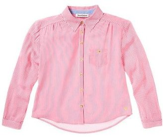 Juicy Couture Girls Striped Shirt