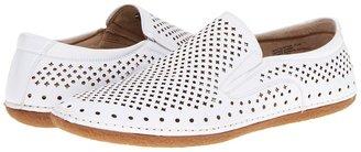 Stacy Adams Nassua (White) - Footwear