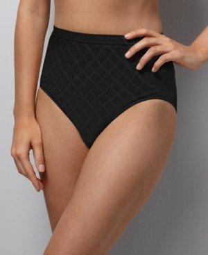Bali Comfort Revolution Micro Diamond Brief Underwear 803J