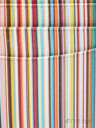 Paul Smith Classic inner stripe bi-fold wallet