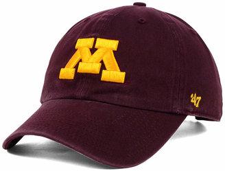 '47 Brand Minnesota Golden Gophers NCAA Clean-Up Cap $24.99 thestylecure.com