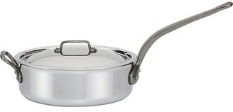 Mauviel M'cook Stainless-Steel 5.8-qt. Saute Pan.