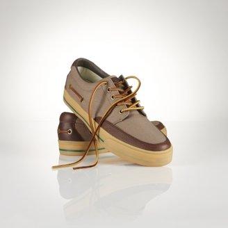 Polo Ralph Lauren Vance Side-Lace Sneaker