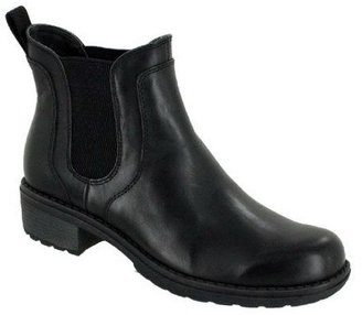 Eastland Double Up Leather Ankle Boots