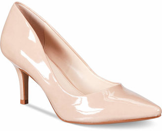 Alfani Women's Step 'N Flex Jeules Pumps, Only at Macy's $69.50 thestylecure.com