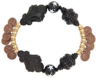 Tarina Tarantino Starlet Darby Bracelet (Licorice Whip) - Jewelry