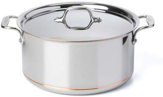All-Clad Copper Core Stock Pot with Lid