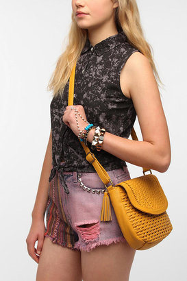 Urban Outfitters Ecote Woven Shoulder Bag