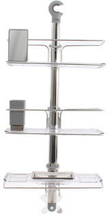 OXO SteeL® Lift & Lock Shower Caddy