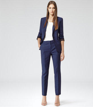 Reiss Paris Ink TAILORED TROUSERS